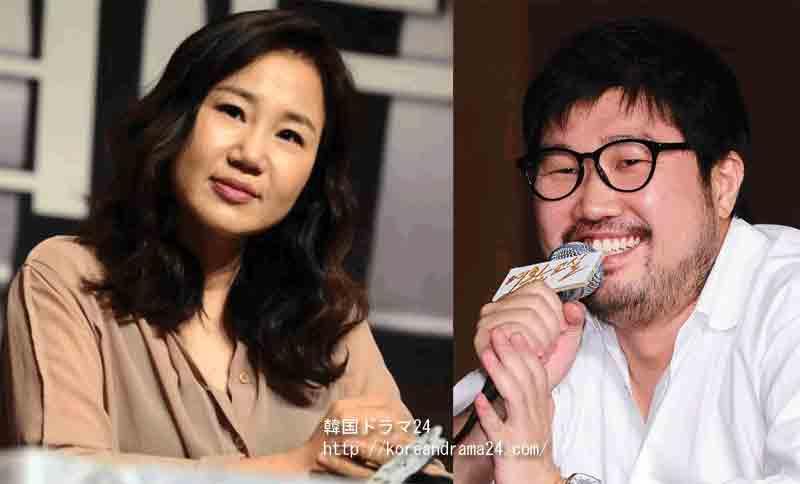 2015年放送予定の「太陽の後裔」執筆はキム・ウンスク&キム・ウォンソク韓国 脚本家のコラボレーションプロジェクト!