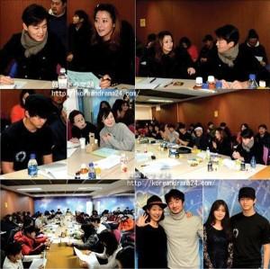 2014年2月22日、初放送予定の韓国ドラマ 最新作 「本当に良い時節 時代/참 좋은 시절」