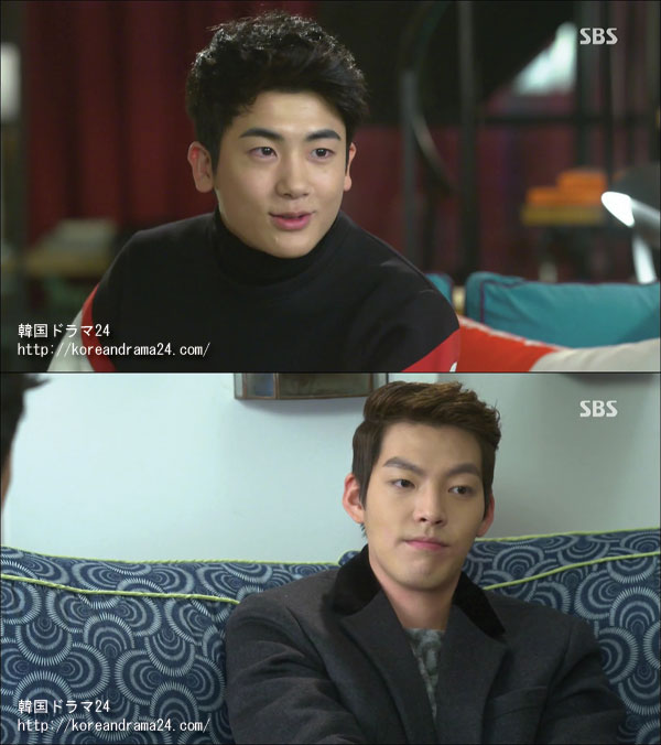 イ・ミンホ主演 今人気の韓国ドラマを見る パク・ヒョンシク&キム・ウビン 画像