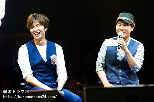 イミンホ歌とダンス披露!イミンホMy Everythingグローバルツアーin Seoul2013年!イミンホトークショー映像!