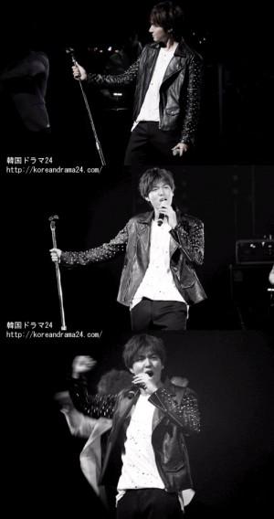 イミンホ歌とダンス披露!イミンホMy Everythingグローバルツアーin Seoul2013年!初アルバム収録曲、Love Motion、My Little Princessなどダンス曲を歌うイミンホ映像!
