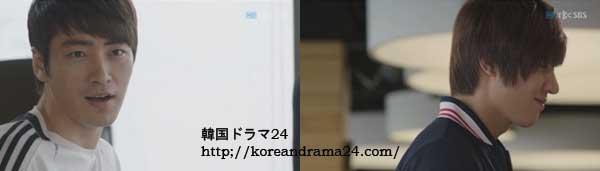 シティーハンター 韓国ドラマ あらすじ 13話 イミンホ イジュニョク 画像