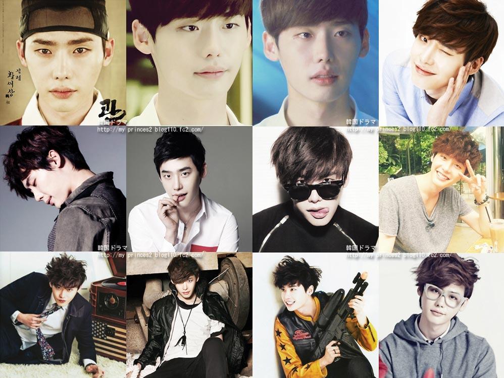 韓国俳優 次世代韓流俳優 イ・ジョンソク 画像