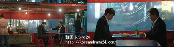 シティーハンター in Seoul あらすじ15話、イジュニョク、チョンホジン画像