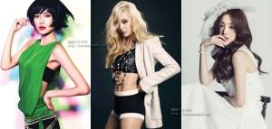 2014年下半期の韓流・韓国ドラマ 地上波テレビ放送予定の作品のヒロインにガールズグループのメンバー、スヨン、ハン・ソンファ、クリスタル!