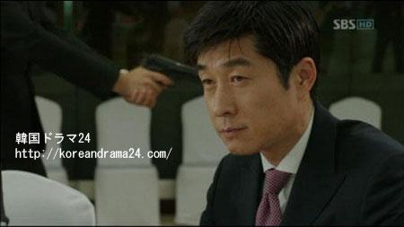 シティーハンター in Seoul あらすじ17話 動画 キャプチャ、キムサンジュン