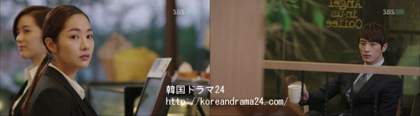 シティーハンター in Seoul あらすじ17話 動画、パクミニョン イジュニョク キャプチャ