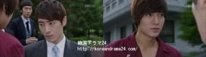 シティーハンター in Seoul あらすじ17話 動画、イミンホ イジュニョク キャプチャ
