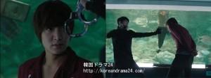 シティーハンター in Seoul あらすじ18話 動画、イミンホ、ソンチャンフン キャプチャ