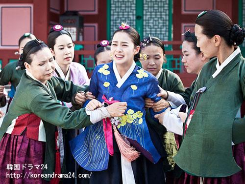 韓国ドラマ チャンオクチョン愛に生きるあらすじ18話展開は?キムテヒ息子ユン(昀)を奪われ、宮から追い出される危機に、ホンスヒョンと鋭い対立予告!