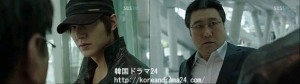 シティーハンター in Seoul あらすじ18話 動画、イミンホ、チェジョンウ キャプチャ