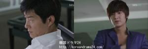 シティーハンター in Seoul あらすじ19話 動画、イミンホ、キムサンジュン キャプチャ