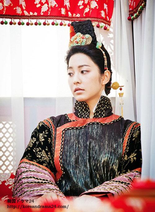 信義 韓国ドラマで'魯国(ノグク)王女'を演じるパクセヨンスチールカット公開!