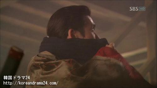 韓国ドラマおすすめ時代劇!シンイ-信義あらすじ2話、リュドクファン映像、動画キャプチャ