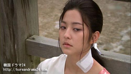 韓国ドラマおすすめ時代劇!シンイ-信義あらすじ2話!魯国公主(パクセヨン)映像、動画キャプチャ