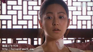 韓国ドラマ、おすすめの時代劇!韓国ドラマ、シンイ-信義-あらすじ2話、ノグク(魯国)公主(パク・セヨン)映像、動画キャプチャ