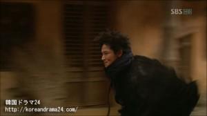 イ・ミンホ主演韓国ドラマ、おすすめの時代劇!シンイ-信義-あらすじ2話、オ・デマン(キム・ジョンムン)映像、動画キャプチャ