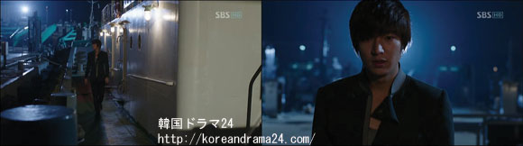 シティーハンター in Seoul あらすじ 最終回(20話) 動画、イミンホ キャプチャ