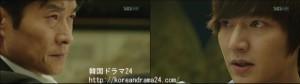 シティーハンター in Seoul 動画 キャプチャ、最終回(20話-5)イミンホ、キムサンジュン