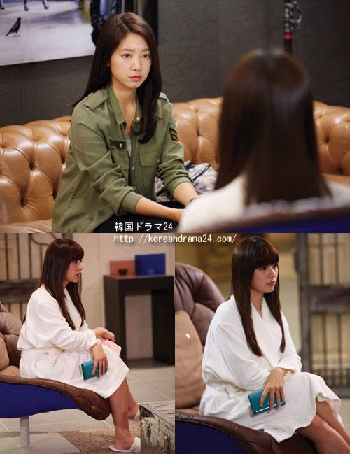 2013年韓国ドラマ、イミンホ、パクシネ最新ドラマ、相続者たち 6話予告画像