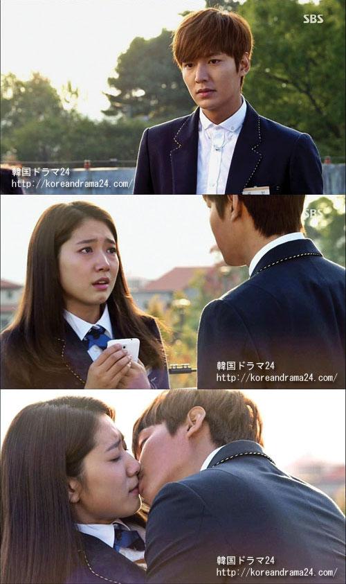 相続者たち 韓国ドラマ あらすじ9話予告と予告編画像 放送中の韓国ドラマを見る