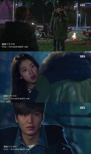 放送中の韓国ドラマを見る 相続者たち 予告11話 あらすじ・予告編画像