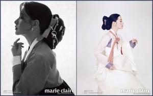 イヨンエ 韓国伝統衣装、韓服・ハンボク(女性用のチマチョゴリ) 写真