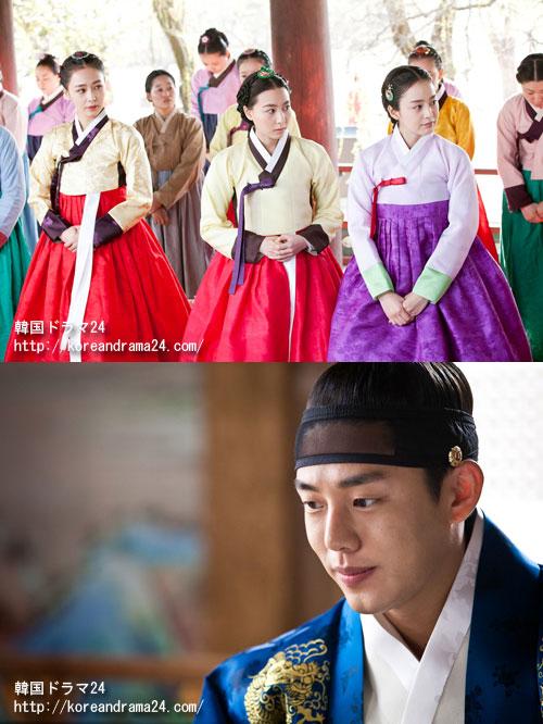 韓国ドラマおすすめ時代劇!キムテヒ最新作、3大中殿ユアインを捕らえる勝者は?