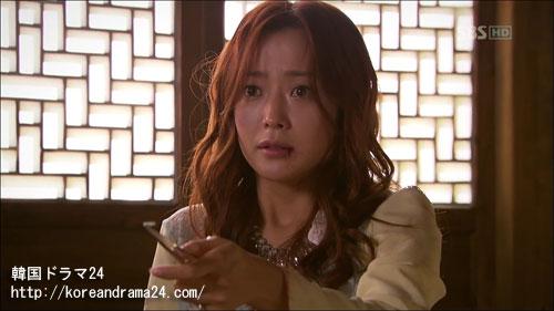 韓国ドラマ「シンイ-信義-」あらすじ3話画像、ユ・ウンス役を演じるキム・ヒソン