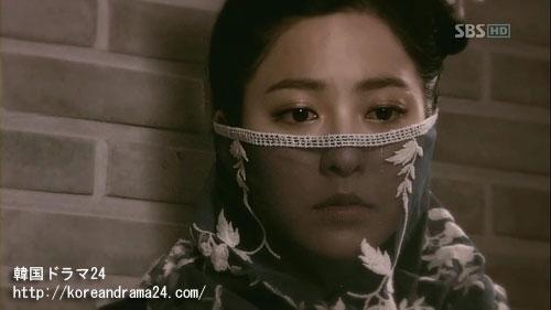 韓国ドラマ「シンイ-信義」おすすめの時代劇、あらすじ3話中、ノグク公主