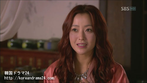 「シンイ-信義」あらすじ3話、ユ・ウンス役を演じるキム・ヒソン