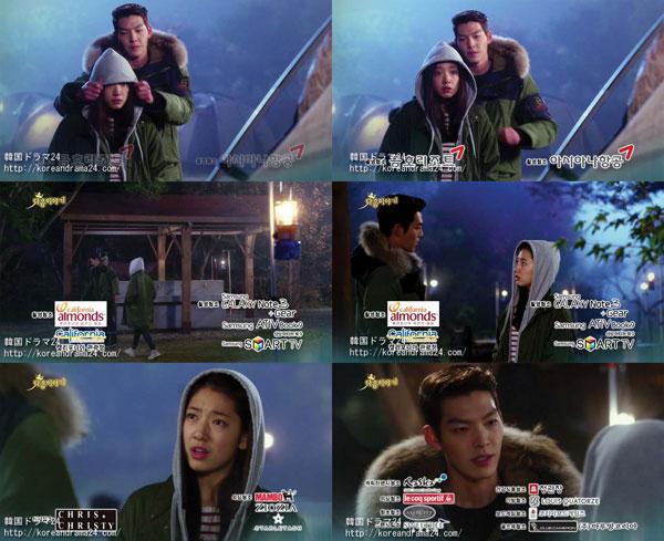 今人気の韓国ドラマを見る 相続者たち あらすじ11話予告・予告編画像