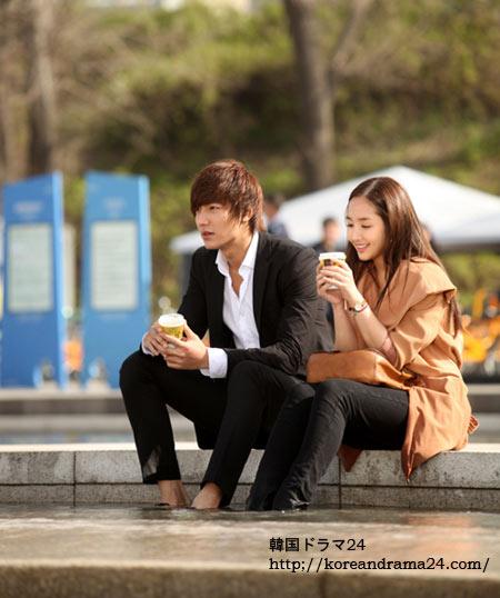韓国ドラマシティーハンター