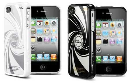 iPhone4シティーハンターアクセサリ(ホワイト,ブラック)発売!