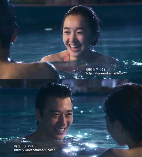 '千日の約束'あらすじ予告2話、キムレウォン、スエ'水中キス'