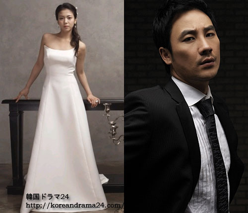 2013年韓国ドラマ放送予定!韓国ドラマおすすめ、剣と花、オムテウンとキムオクビン