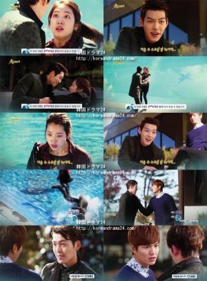 相続者たち あらすじ11話予告・予告編画像 今人気の韓国ドラマを見る