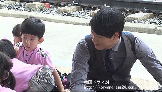 キムレウォン最新写真、'千日の約束'撮影現場画像