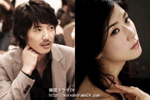 2013年韓国ドラマ放送予定新作!韓国ドラマおすすめ、君の声が聞こえる、ユンサンヒョンとイボヨン
