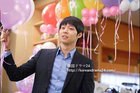 ミスリプリ-7話予告 誕生日パーティー準備中 ユチョン画像