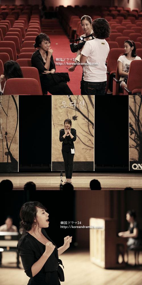 韓国ドラマ、ザ・ミュージカルあらすじ予告、ザ・ミュージカル4話、ソニャ