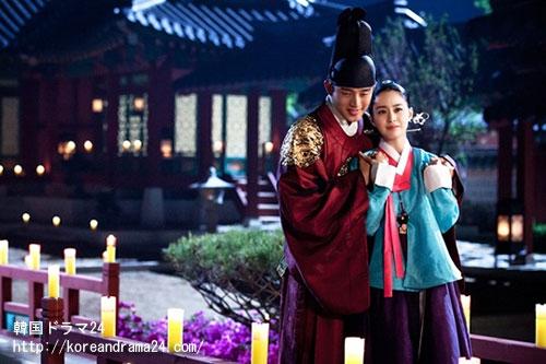 韓国ドラマチャンオクチョン、愛に生きる12話予告映像!ユアイン、感動のキャンドルイベントでロマンス王に登極!