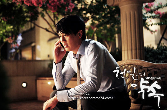 '千日の約束'韓国ドラマ制作発表会インタービュー キムレウォン
