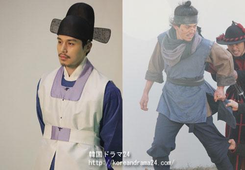 韓国ドラマ放送予定2013年4月24日スタート!韓国ドラマおすすめ時代劇!天命(チョンミョン)