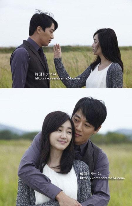 韓国ドラマ'千日の約束'現場写真、キムレウォンとスエ