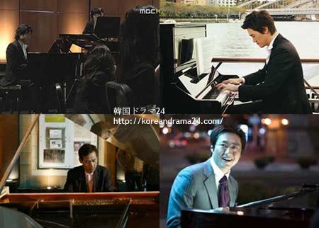 ミスリプリ-9話予告、ピアノを弾くヒーロー