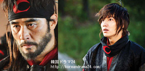 韓国ドラマ、信義