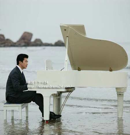 ミスリプリ-9話予告、ピアノを弾くヒーロー グォンサンウ